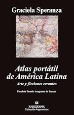 Atlas portátil de América Latina. af Graciela Speranza
