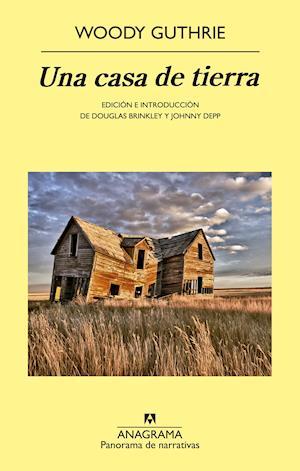 Una casa de tierra af Woody Guthrie