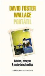 David Foster Wallace Portatil / Portable David Foster Wallace