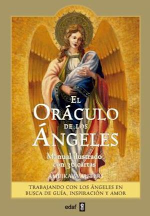 Bog, paperback El oráculo de los ángeles / The Angel Oracle af Ambika Wauters