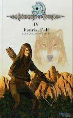 Cròniques de la Torre IV. Fenris, l'elf (eBook-ePub)