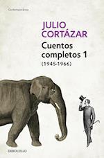 Julio Cortázar Cuentos Completos 1 1945-1966 / Complete Short Stories of Julio Cortázar 1 1945-1966 (nr. 1)