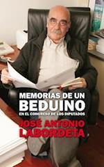 Memorias de Un Beduino af Jose Antonio Labordeta, Jos' Antonio Labordeta