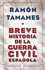 Breve historia de la guerra civil af Ramon Tamames Gomez