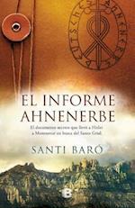 Informe Ahnenerbe/ Ahnenerbe Report af Santi Baro