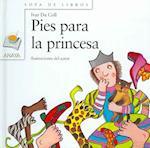 Pies Para La Princesa / Feet for the Princess af Ivar Da Coll