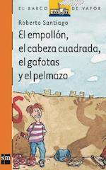El empollón, el cabeza cuadrada, el gafotas y el pelmazo (eBook-ePub) af Roberto Santiago