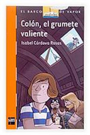 Colón, el grumete valiente (eBook-ePub)
