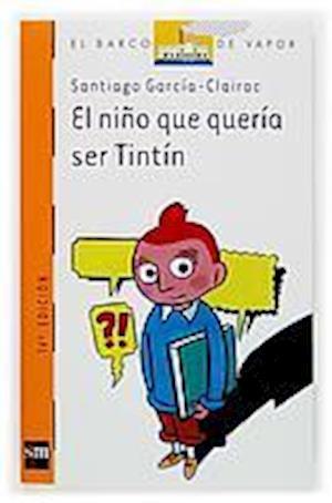 El niño que quería ser Tintín (eBook-ePub)