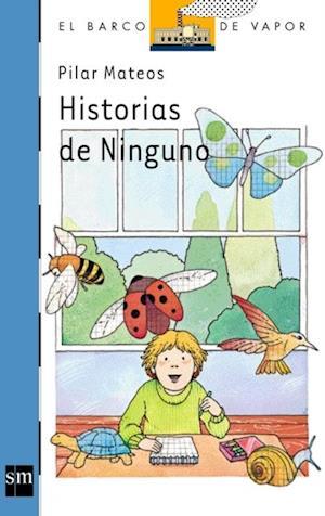 Historias de ninguno (eBook ePub) af Pilar Mateos
