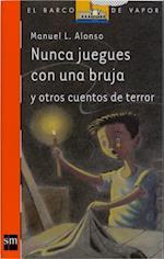 Nunca juegues con una bruja (eBook-ePub) af Manuel L. Alonso