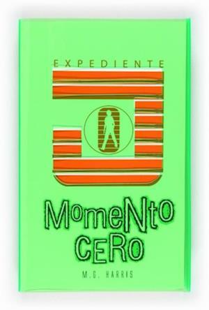 Expediente J : Momento cero  (eBook-ePub)