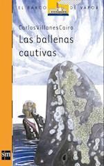 Las ballenas cautivas (eBook-ePub) af Carlos Villanes Cairo