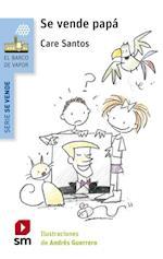 Se vende papá (eBook-ePub) (BARCO DE VAPOR AZUL)