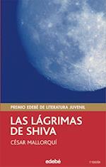 Las Lágrimas de Shiva af César Mallorquí Del Corral