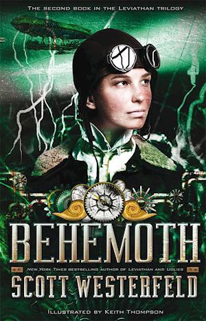 Behemoth (Trilogía Leviathan parte II)