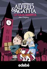 Las aventuras de Alfred y Agatha 3: La caja mágica.