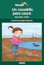 Un cocodrilo para Laura