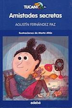 Amistades Secretas af Agustin Fernandez Paz