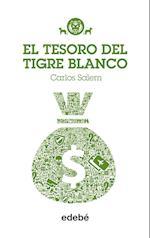 Tigre Blanco 4: El tesoro del Tigre Blanco af Carlos Salem