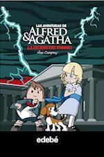 Las aventuras de Alfred y Agatha 7: La momia del titanic