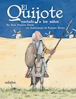 El Quijote contado a los niños