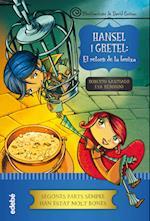 Hansel i Gretel: el retorn de la bruixa af Eva Redondo Llorente, Roberto García Santiago