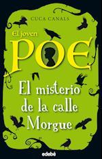 El joven Poe: El misterio de la calle Morgue af Cuca Canals
