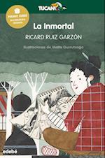 La inmortal (Premio Edebé Infantil 2017) af Ricard Ruiz Garzon