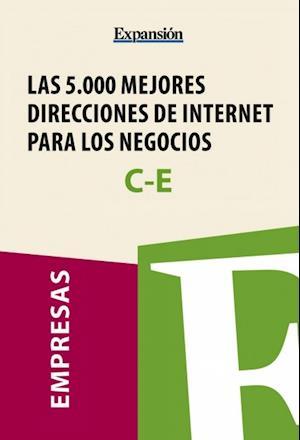 Sectores C-E - Las 5.000 mejores direcciones de internet para los negocios. af Expansion