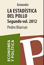 La estadística del pollo. Volumen 2 af Pedro Biurrun