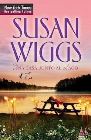 Bog, paperback Una Casa Junto Al Lago af Susan Wiggs