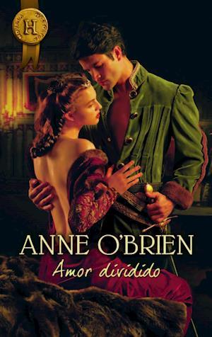 Amor dividido af Anne O'Brien