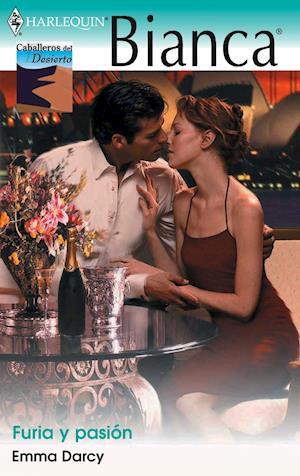 Furia y pasión af Emma Darcy