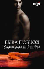 Cuatro días en Londres (Finalista Premio Digital) af Erika Fiorucci