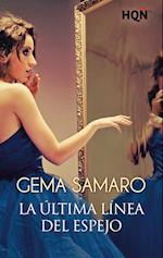 La última línea del espejo af Gema Samaro