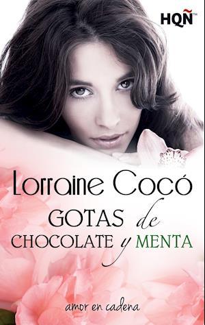 Gotas de chocolate y menta af Lorraine Coco