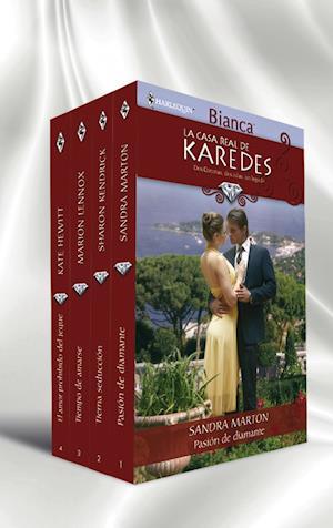 Pack La Casa Real de Karedes 1 af Varias Autoras