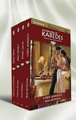 Pack La Casa Real de Karedes 3 af Varias Autoras Varias Autoras