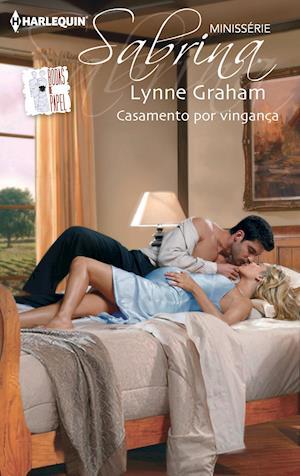 Casamento por vingança af Lynne Graham