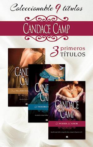 Pack Candace Camp af Candace Camp