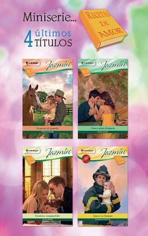 Pack Miniserie Recetas de amor 2 af Varias Autoras