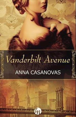 Bog, paperback Vanderbilt Avenue af Anna Casanovas