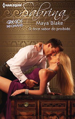 O doce sabor do proibido af Maya Blake