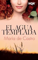El agua templada af María De Castro