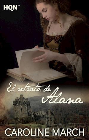 El retrato de Alana af Caroline March