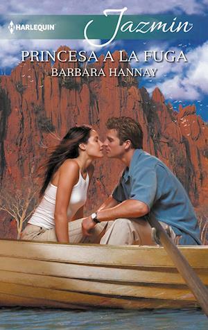 Princesa a la fuga af Barbara Hannay