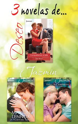 Pack Deseo y Jazmin agosto 2016
