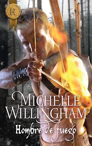 Hombre de fuego af Michelle Willingham
