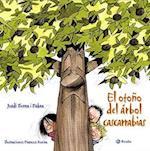 El otoño del árbol cascarrabias / The Autumn of the grumpy tree